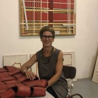 Brigitte Dams_im Atelier, Foto Hanah Ibrahim_result